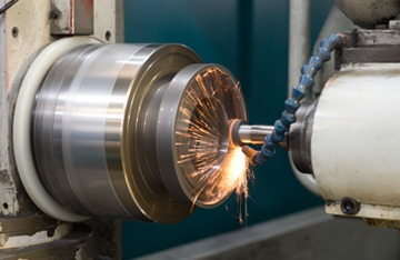 cylindrical grinding service