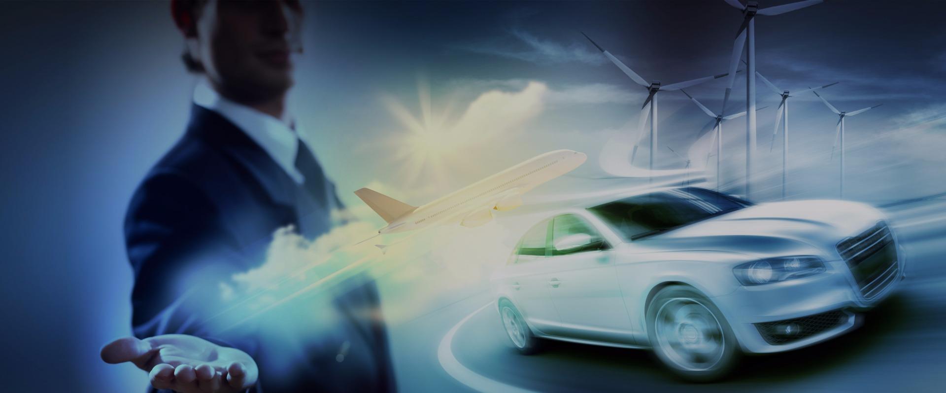 automoción, industria, aeronáutica